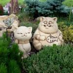 Садовые скульптуры и статуи